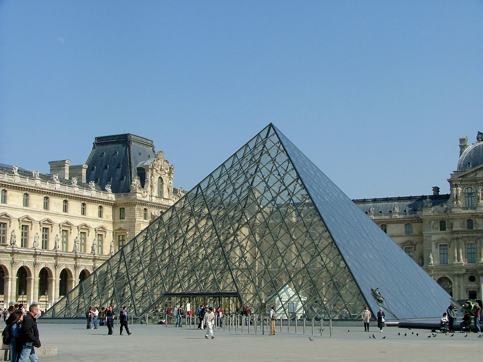 The louvre museum, things to do in paris france